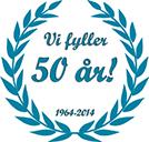 Halmstad Kassaregister fyller 50 år 2014